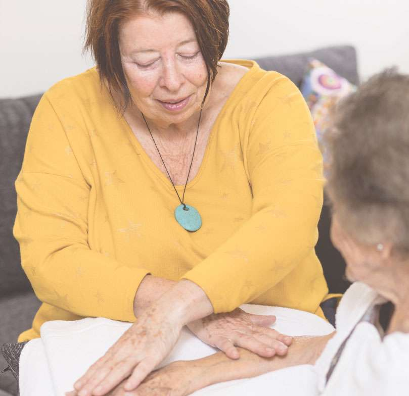 ageing palliative care oncology massage adelaide solati