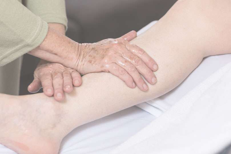 lymphoedema oncology massage adelaide shin massage